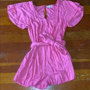 Billabong Romper with Pockets summer cleanout